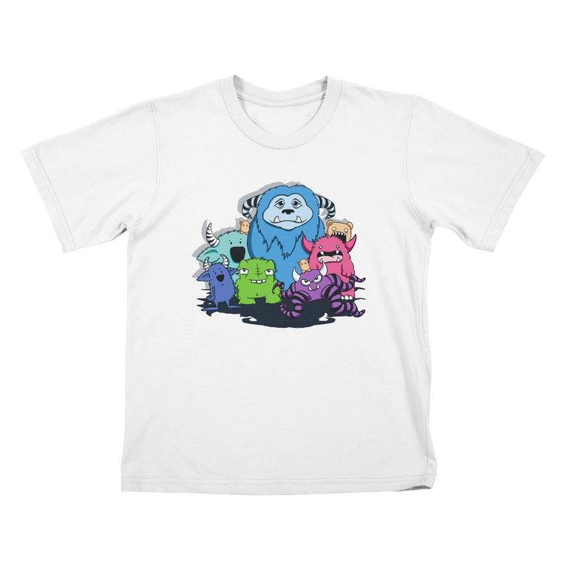 Consumed Kids T-Shirt by ink'd