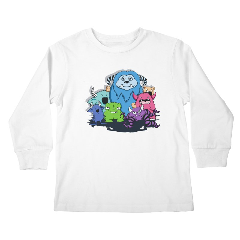 Consumed Kids Longsleeve T-Shirt by ink'd