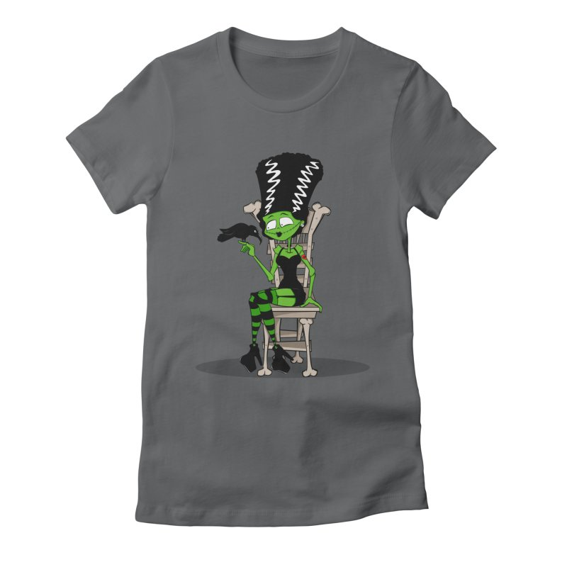 Mrs. Stein Women's Fitted T-Shirt by theinkedskull