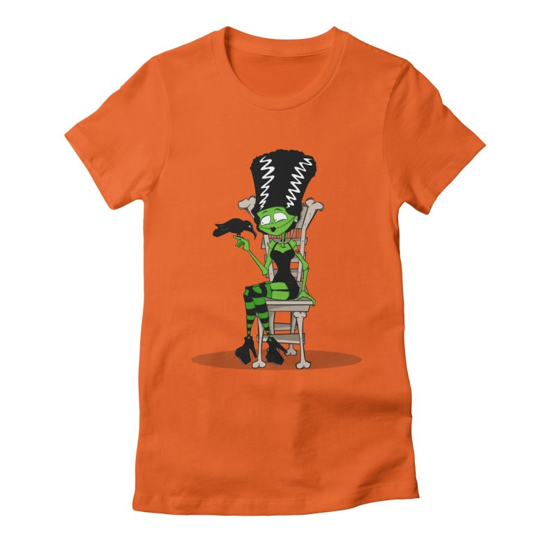 Mrs. Stein Women's Fitted T-Shirt by ink'd