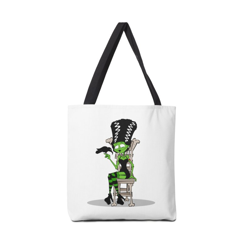 Mrs. Stein Accessories Bag by theinkedskull