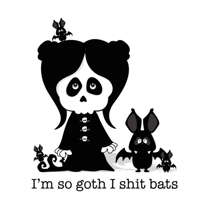 I'm so goth ... None  by theinkedskull