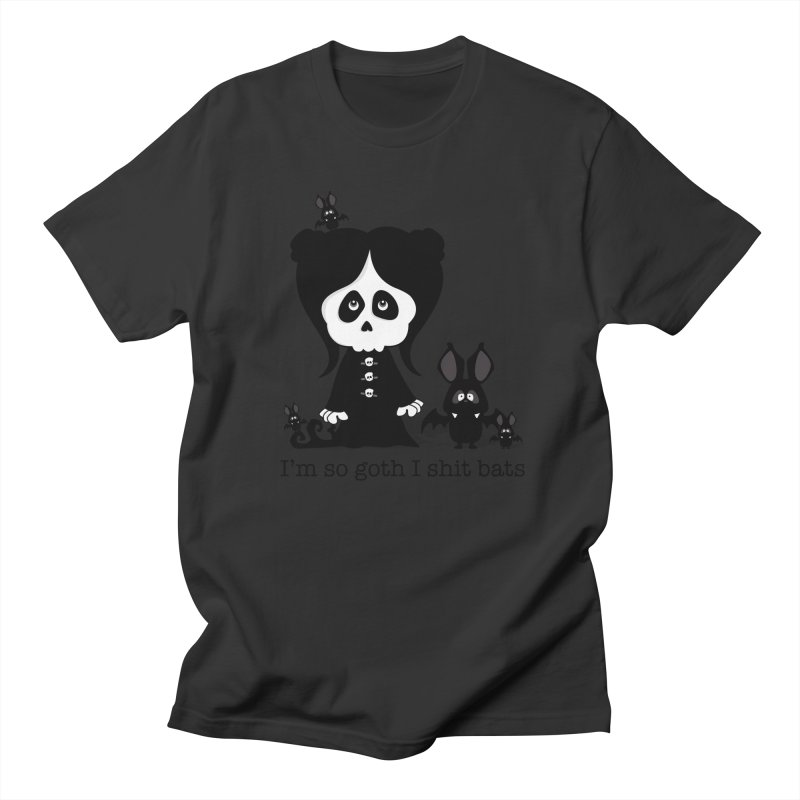 I'm so goth ... Men's T-shirt by theinkedskull