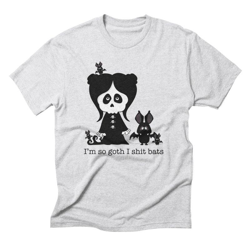 I'm so goth ... Men's Triblend T-shirt by theinkedskull