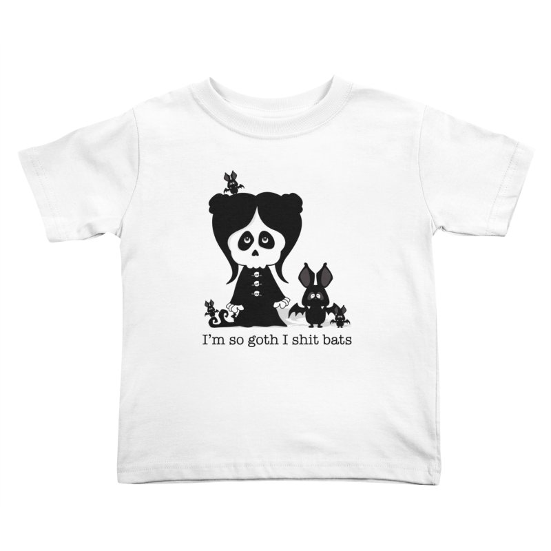 I'm so goth ... Kids Toddler T-Shirt by ink'd