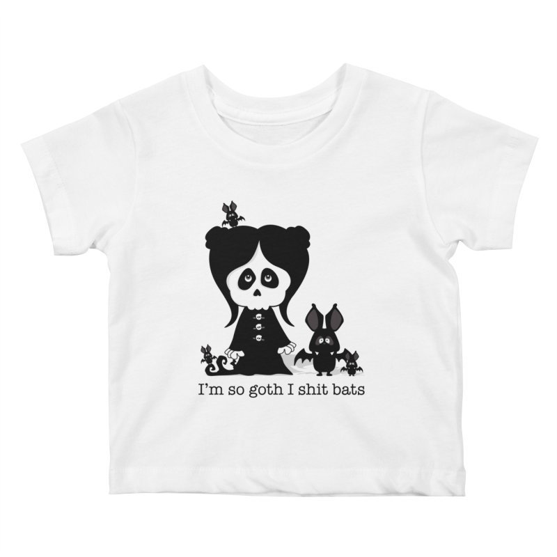 I'm so goth ... Kids Baby T-Shirt by ink'd