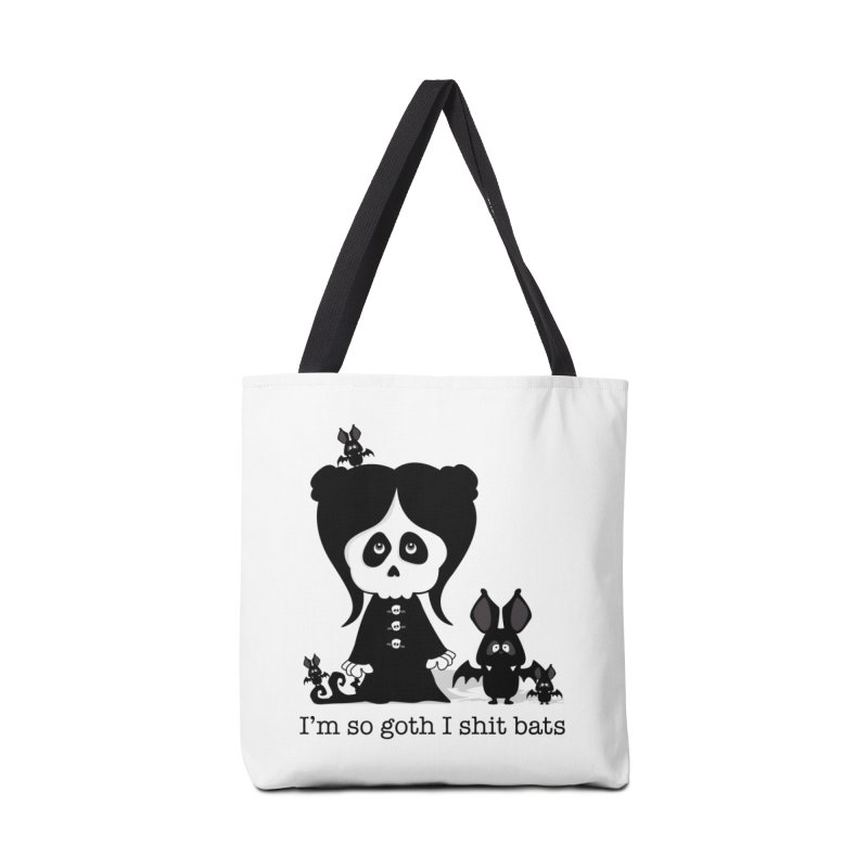 I'm so goth ... Accessories Bag by theinkedskull