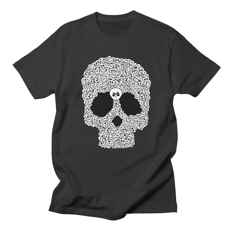 Bones Men's T-shirt by theinkedskull