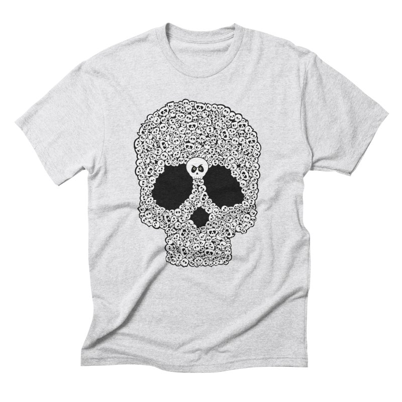 Bones Men's Triblend T-Shirt by ink'd