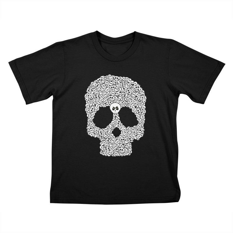Bones Kids T-Shirt by ink'd