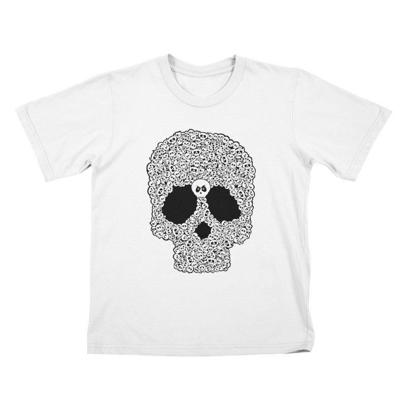 Bones Kids T-shirt by theinkedskull