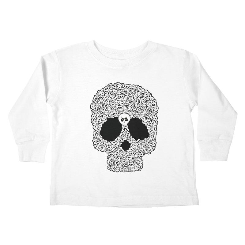 Bones Kids Toddler Longsleeve T-Shirt by ink'd