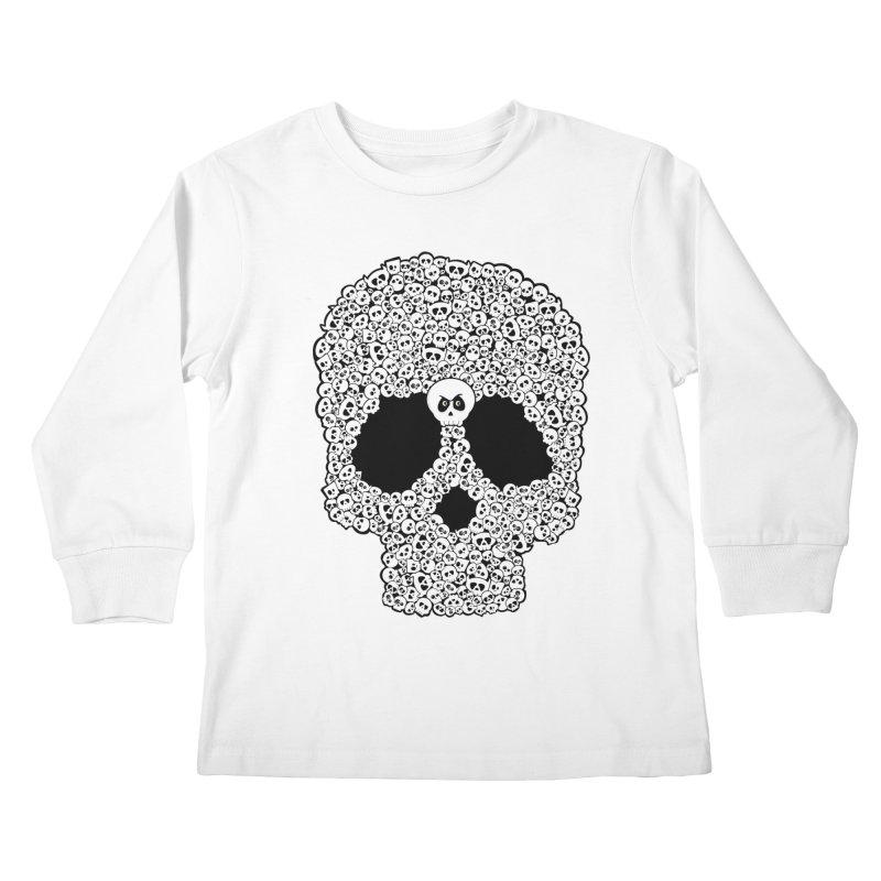 Bones Kids Longsleeve T-Shirt by ink'd