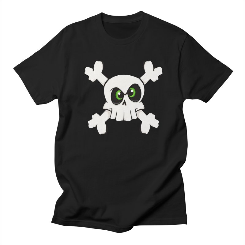 Skullface Men's T-Shirt by ink'd