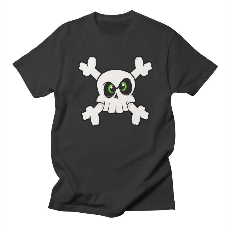 Skullface Men's T-shirt by ink'd