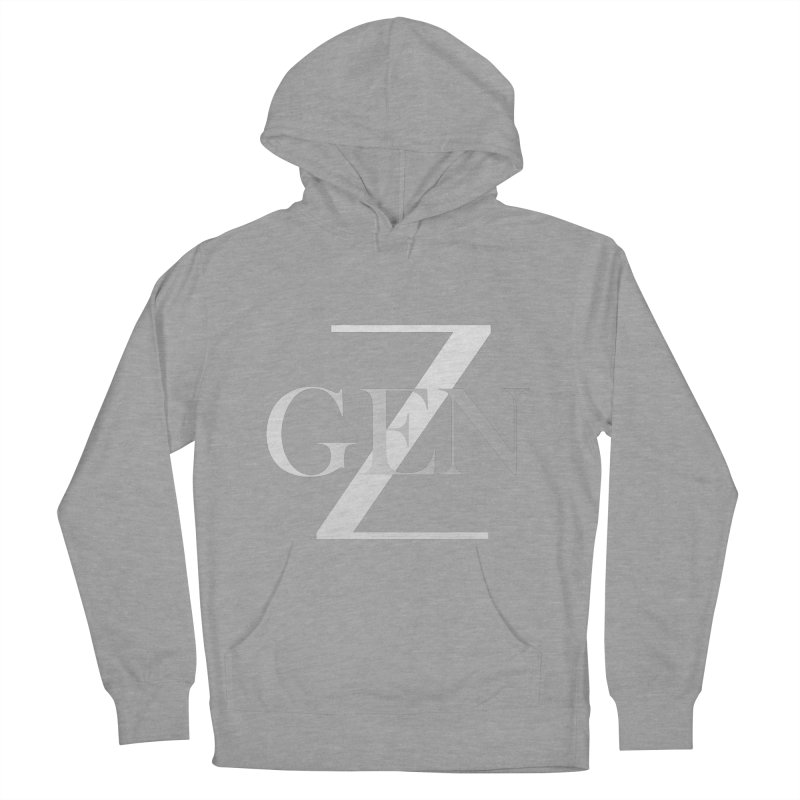 Generation Z Men's Pullover Hoody by TheIToons Tshirt Shop
