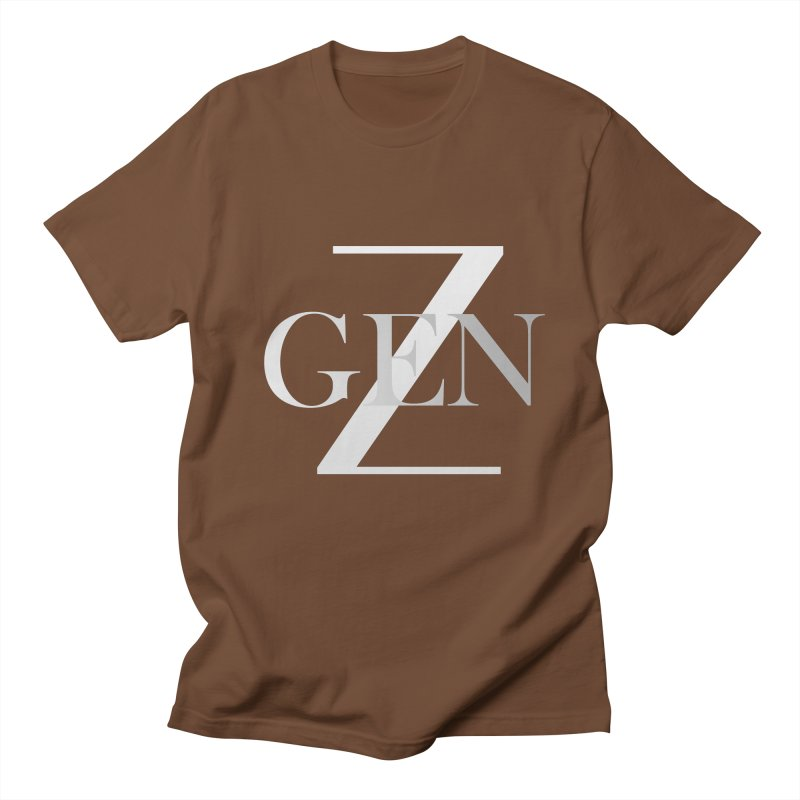 Generation Z Women's Unisex T-Shirt by TheIToons Tshirt Shop