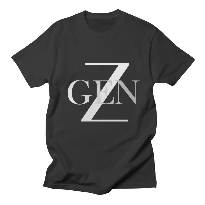 Generation Z Men's T-shirt by TheIToons Tshirt Shop