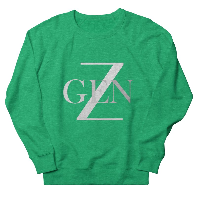 Generation Z Women's Sweatshirt by TheIToons Tshirt Shop