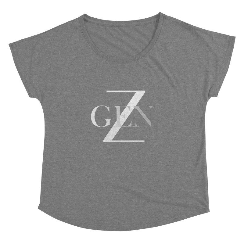 Generation Z Women's Dolman by TheIToons Tshirt Shop