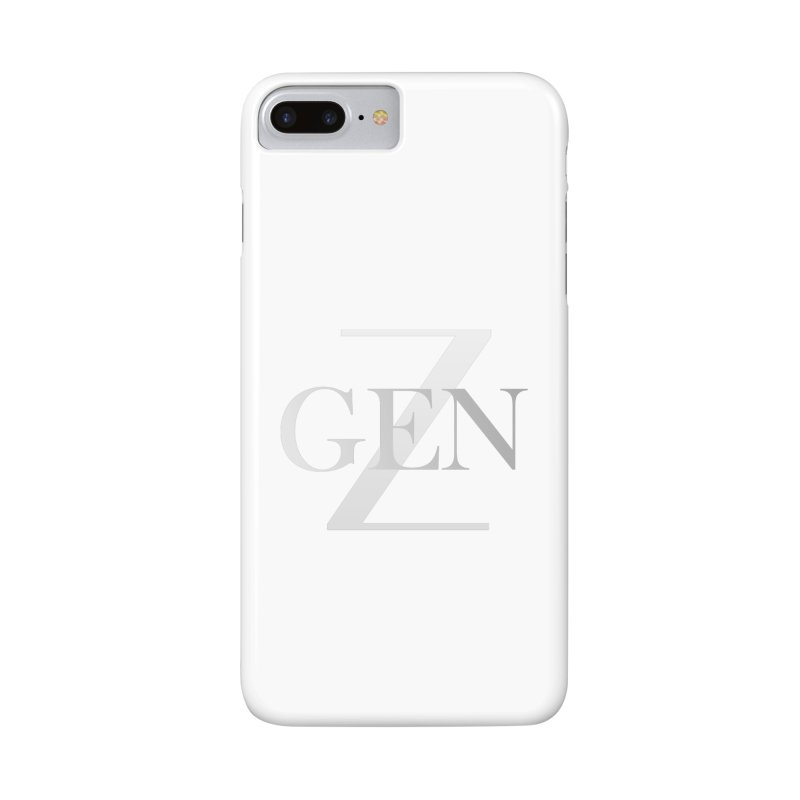 Generation Z Accessories Phone Case by TheIToons Tshirt Shop