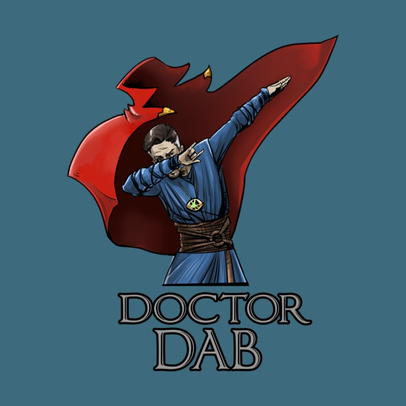 Doctor Dab, Mister Dab? Dab Doctor? Dabber Strange? Accessories Mug by Jarett Walen's Happy Fun Shop of Joy and Pretty Pi