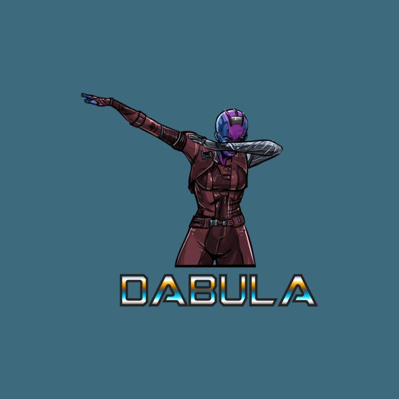 Dabula, sister of Dabmora, daughters of Dhabos. by Jarett Walen's Happy Fun Shop of Joy and Pretty Pi