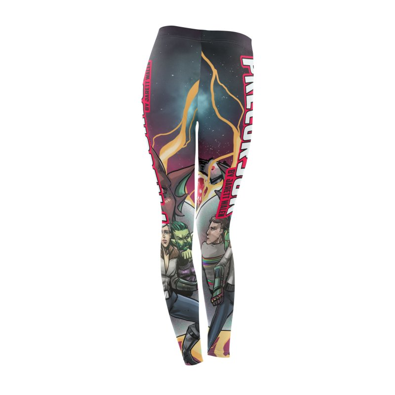 Starship: Precursor by Jarett Walen Women's Bottoms by Jarett Walen's Happy Fun Shop of Joy and Pretty Pi