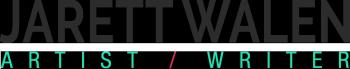 Jarett Walen's Happy Fun Shop of Joy and Pretty Pi Logo