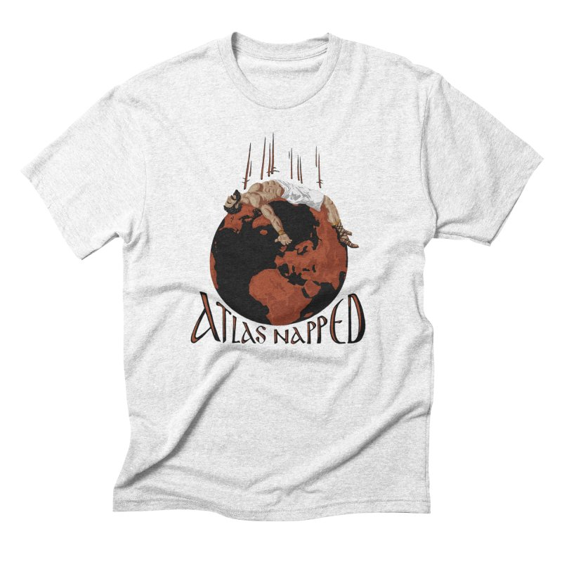 Atlas Napped   by thejauntybadger's Artist Shop