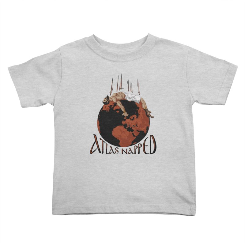 Atlas Napped   by thejauntybadger's Artist Shop