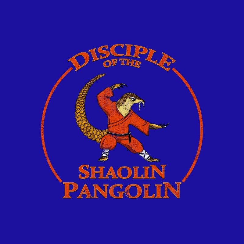 Shaolin Pangolin   by thejauntybadger's Artist Shop