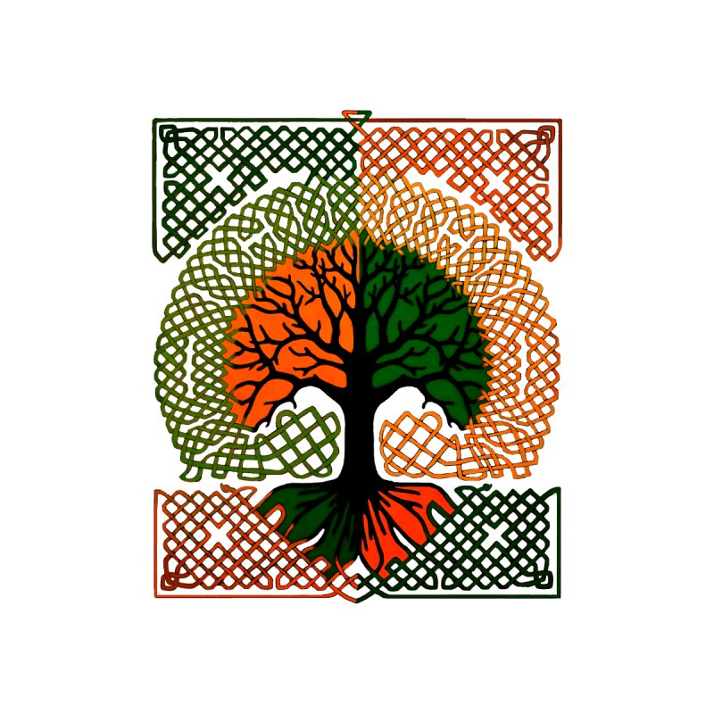Celtic Tree by thejauntybadger's Artist Shop