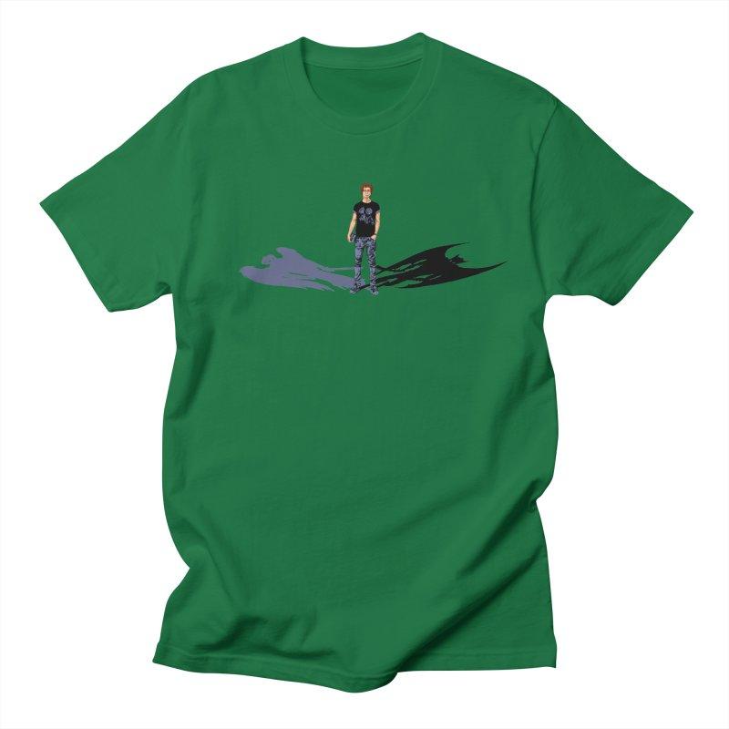 Shadows of Ourselves Men's T-shirt by thejauntybadger's Artist Shop
