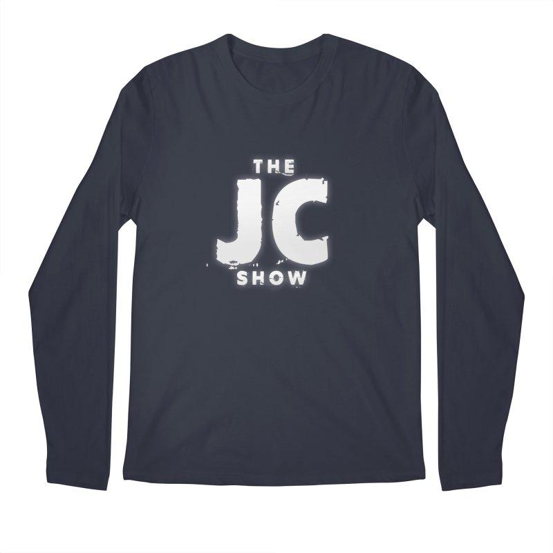 The JC Show Logo Men's Regular Longsleeve T-Shirt by thejcshow's Artist Shop