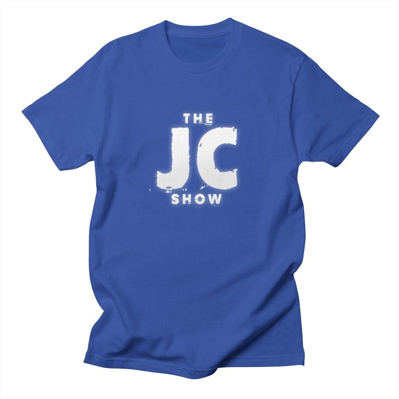 The JC Show Logo Women's Regular Unisex T-Shirt by thejcshow's Artist Shop
