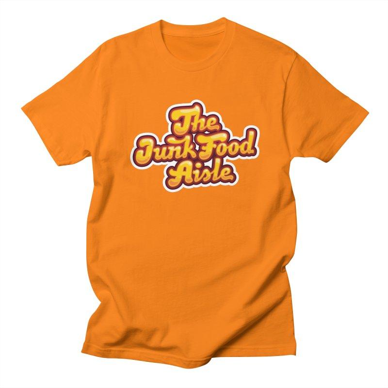 The Junk Food Aisle Men's T-Shirt by The Junk Food Aisle Merch Shop