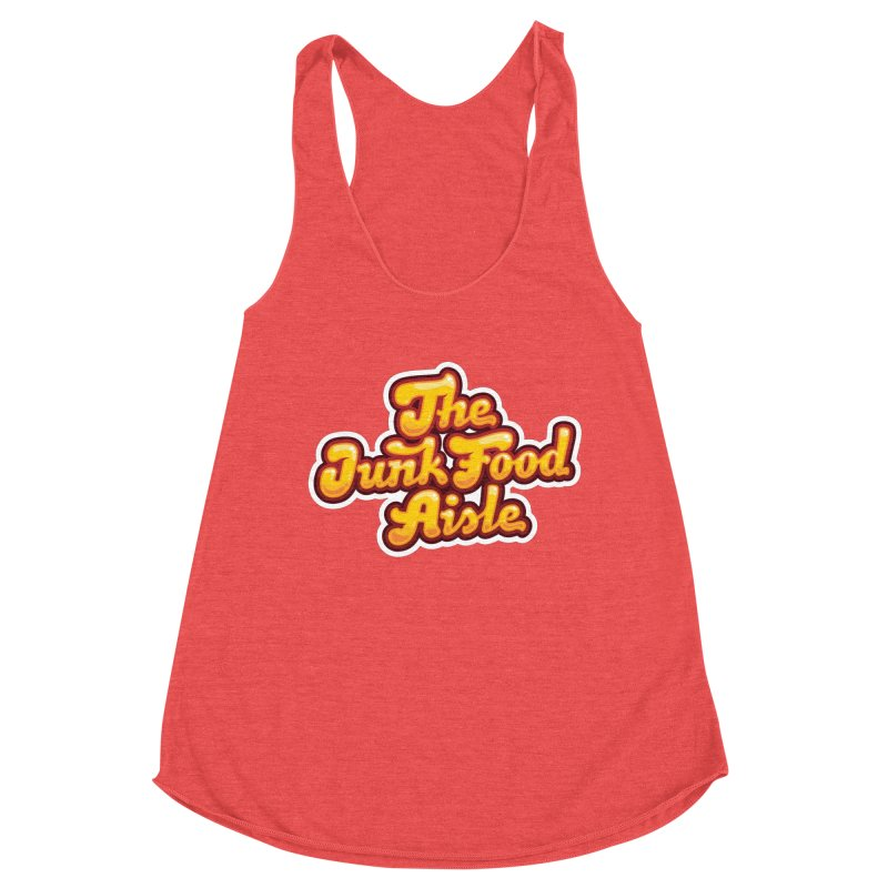 The Junk Food Aisle Women's Tank by The Junk Food Aisle Merch Shop