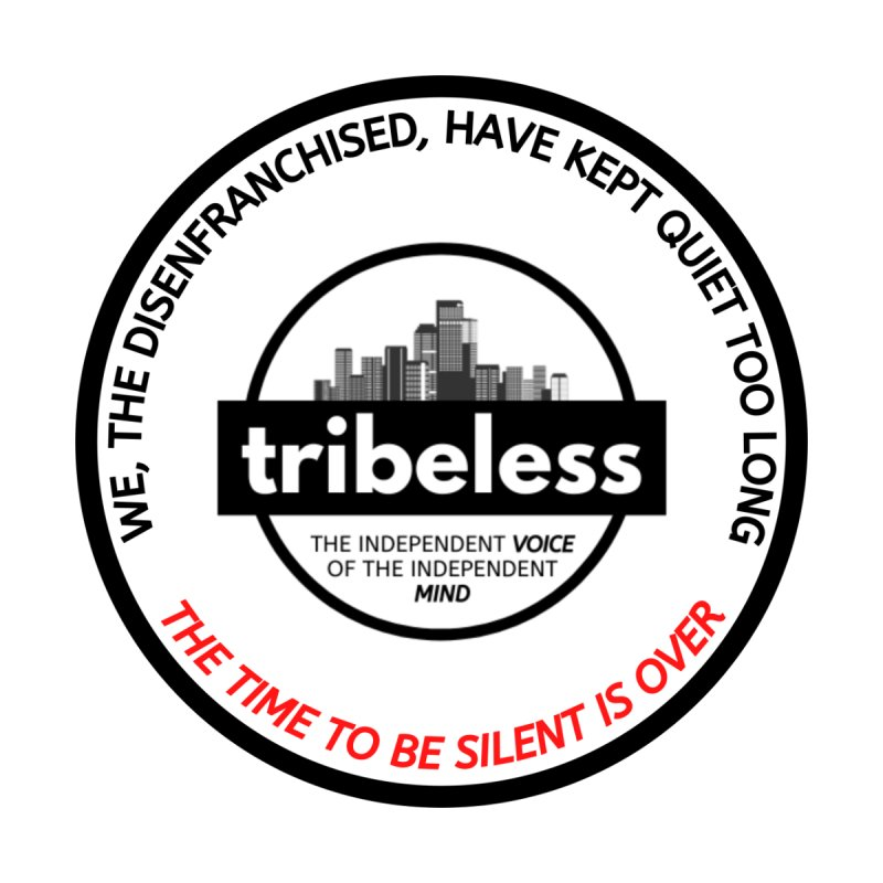 """tribeless """"THE TIME TO BE SILENT IS OVER"""" Accessories Face Mask by thekevinleeshow's Artist Shop"""