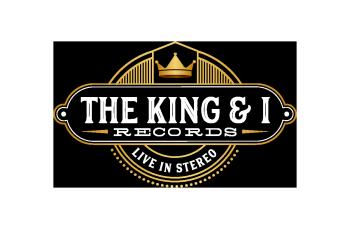 The King & I Records Logo