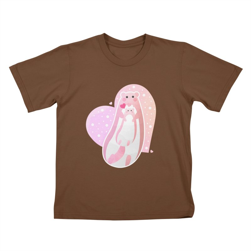 Happy Mother's Day Kids T-Shirt by theladyernestember's Artist Shop