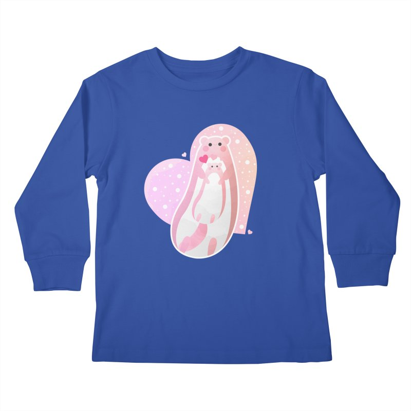 Happy Mother's Day Kids Longsleeve T-Shirt by theladyernestember's Artist Shop