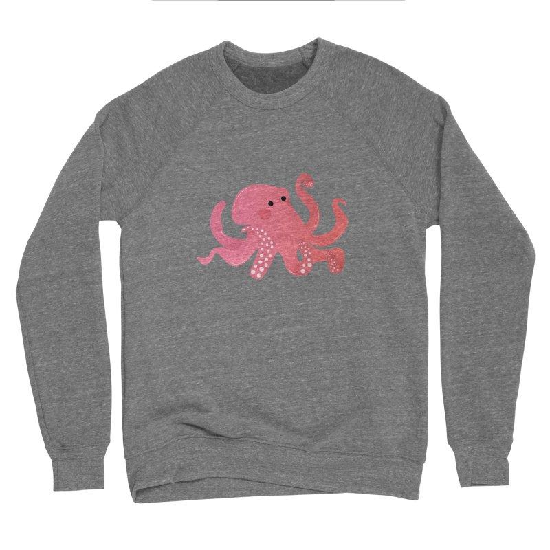 Mermay, Octopus Women's Sponge Fleece Sweatshirt by theladyernestember's Artist Shop
