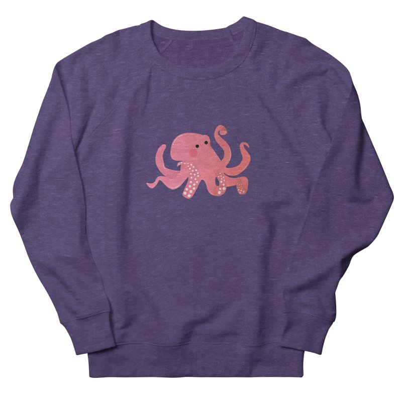 Mermay, Octopus Men's French Terry Sweatshirt by theladyernestember's Artist Shop