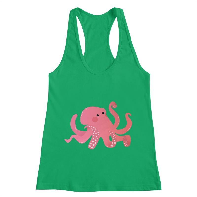 Mermay, Octopus Women's Tank by theladyernestember's Artist Shop