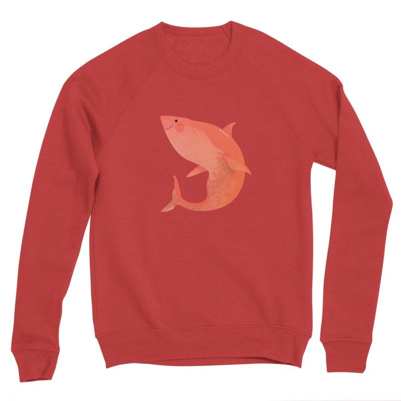 Shark Men's Sweatshirt by theladyernestember's Artist Shop
