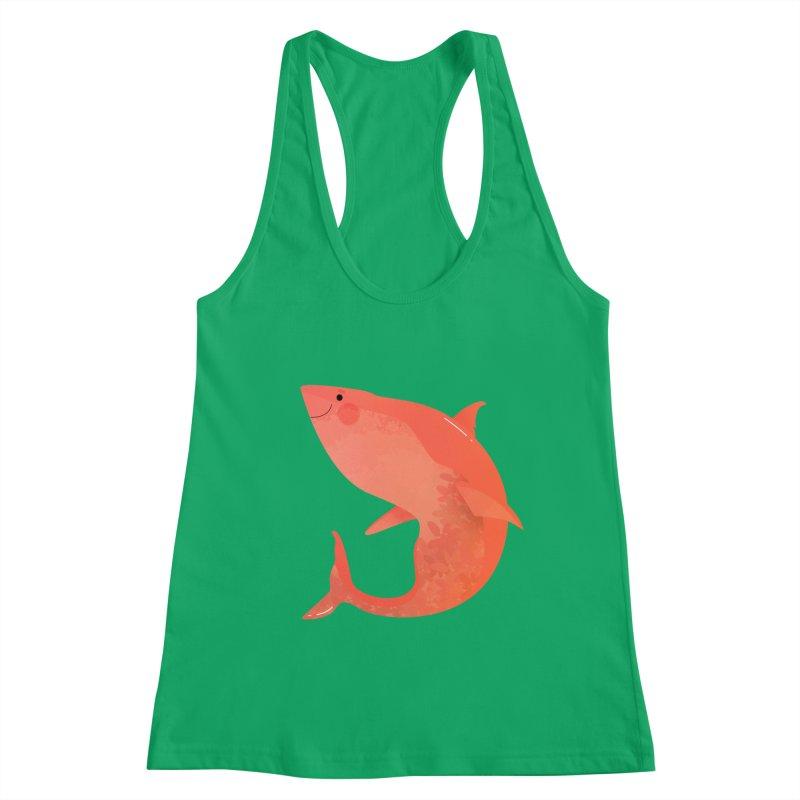 Shark Women's Tank by theladyernestember's Artist Shop