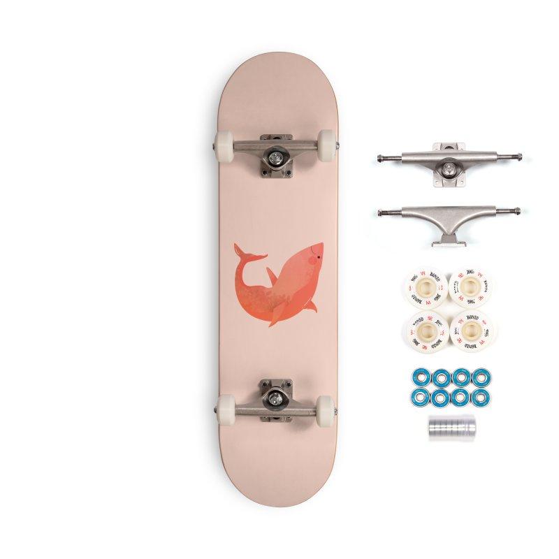 Shark Accessories Skateboard by theladyernestember's Artist Shop