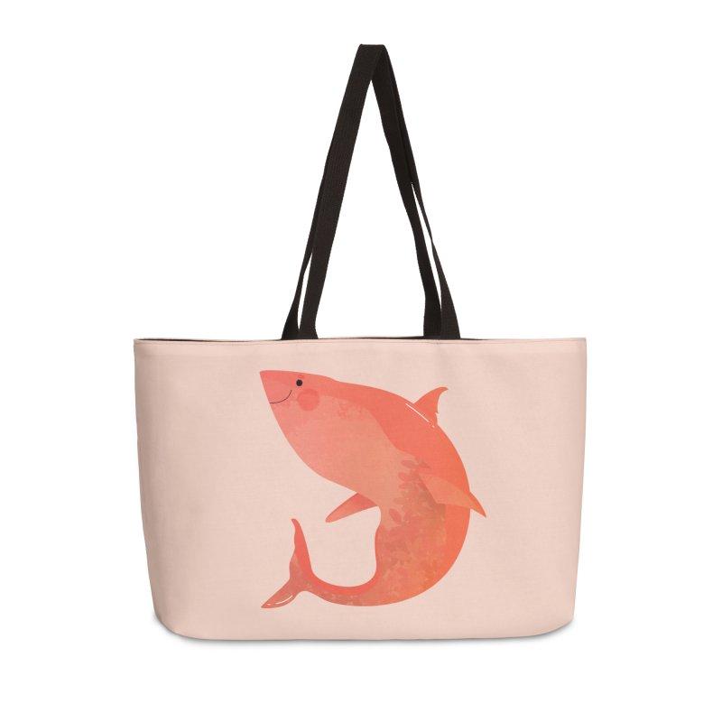 Shark Accessories Bag by theladyernestember's Artist Shop