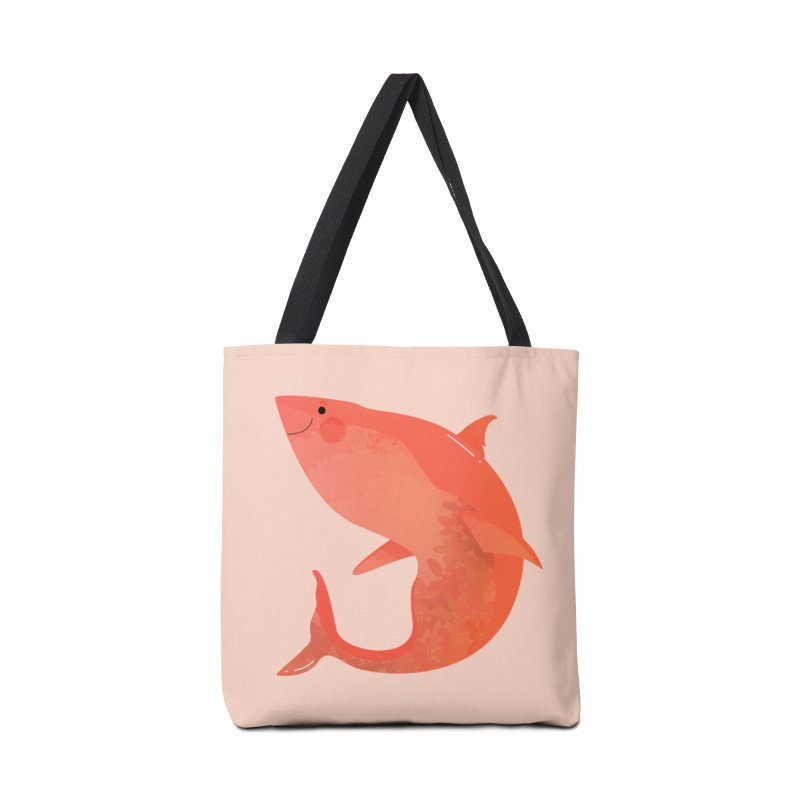 Shark Accessories Bag by theladyernestember's Artist Shop